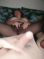 Couple Pantyhose