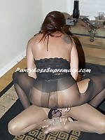 Rachel Steele Pantyhose MILF Domination